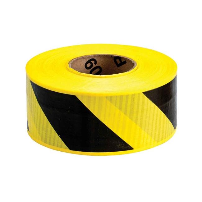 Brady Reinforced Barricade Tape Reinforced Barricade Tape:Racks, Boxes,