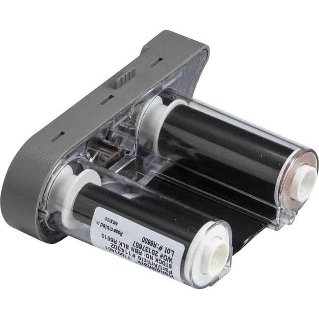 Brady TLS 2200 Series Printer Ribbon - R6600 Resin, Black TLS 2200™