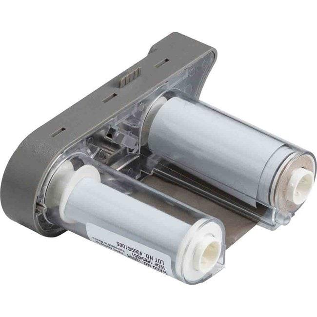 Brady TLS 2200 Series Printer Ribbon - R8600 Resin, White TLS 2200™