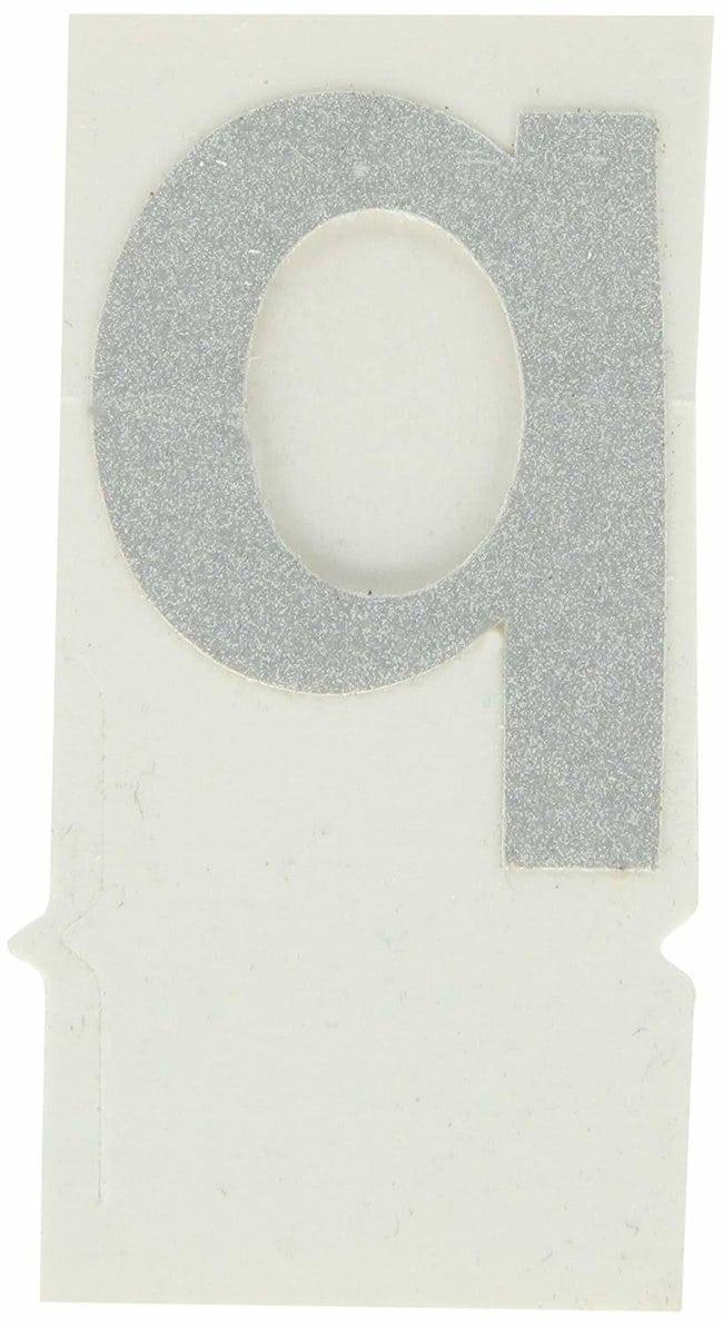 Brady Reflective Quik-Lite Ten Packs - Printed Letter Lower Case: q:Gloves,