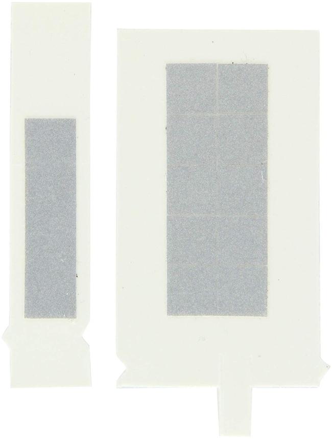 Brady Reflective Quik-Lite Ten Packs - Printed Letter Lower Case: i:Gloves,