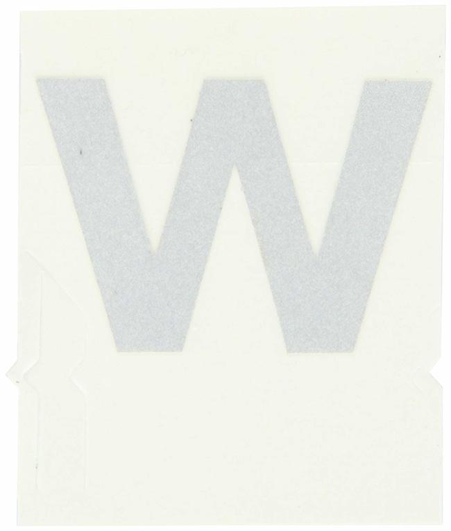 Brady Reflective Quik-Lite Ten Packs - Printed Letter Lower Case: w:Gloves,