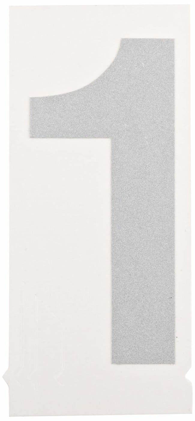 Brady Reflective Quik-Lite Ten Packs - Printed Number: 1:Gloves, Glasses