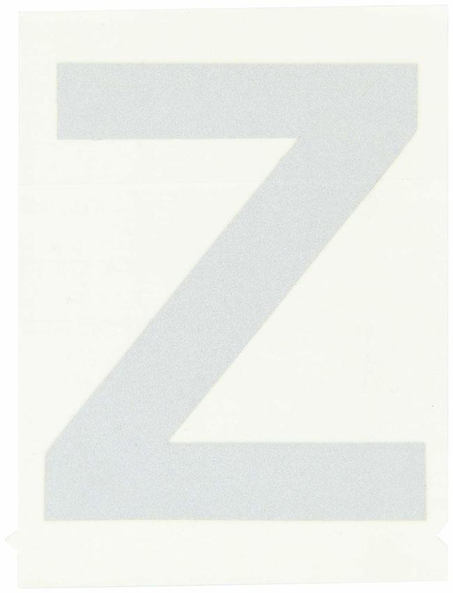 Brady Reflective Quik-Lite Ten Packs - Printed Letter Upper Case: Z:Gloves,