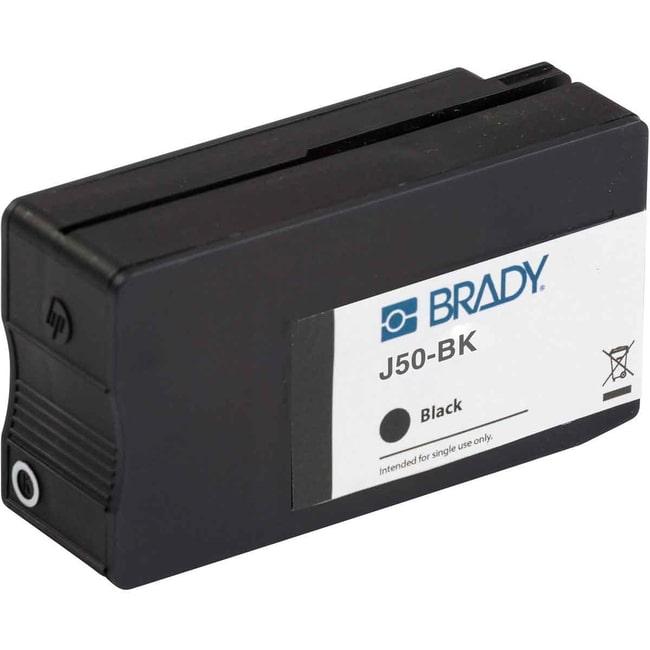 Brady J50 Series Printer Ink - Black J50 Series Printer Ink - Black:Gloves,