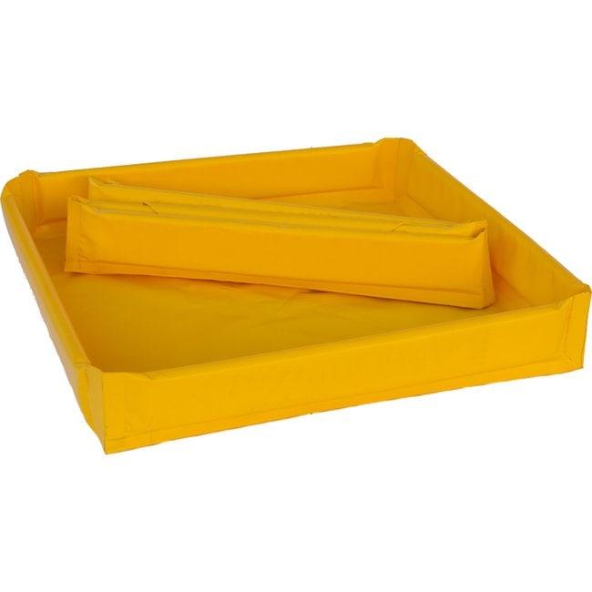 Brady SPC Foam Side Wall Berm Absorbency capacity: 136.2L (36 gal.); Size: