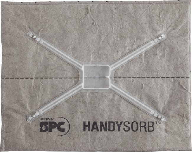 Brady SPC HandySorb Mop System and Supplies:Gloves, Glasses and Safety:Cleaning