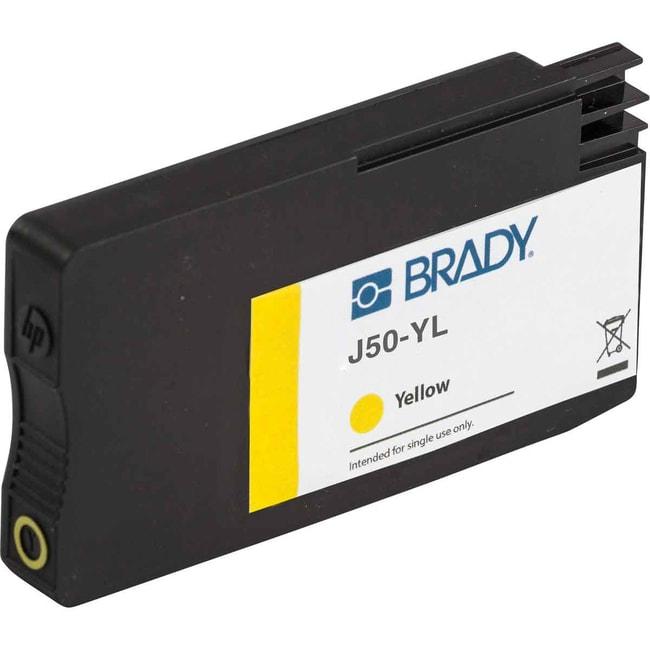 BradyJ50 Series Printer Ink - Yellow J50 Series Printer Ink - Yellow:Facility