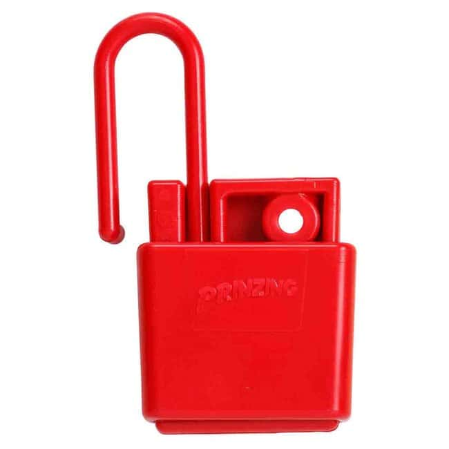 Brady Lockout Hasp (Red) Lockout Hasp (Red):Gloves, Glasses and Safety