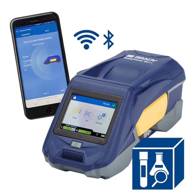 Brady™BradyPrinter M611 Mobile Label Printer