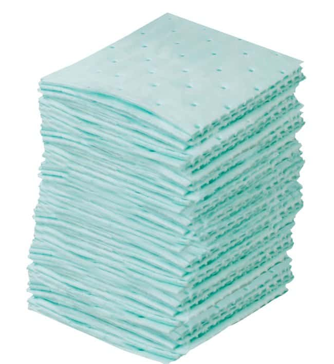Brady™ SPC™ Absorbents Spill Response Plus Chemical Absorbent Pads - Heavy Weight