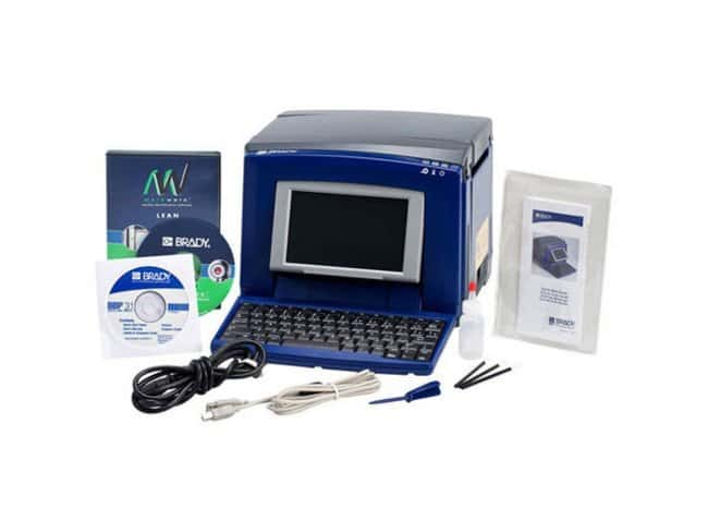 Brady BBP31 Sign and Label Maker with MarkWare Lean Tools Edition Software