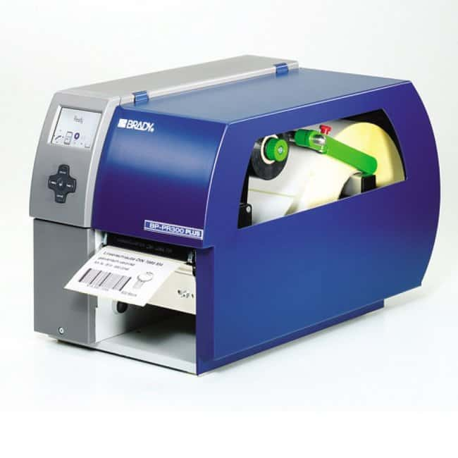 Brady Bradyprinter PR600 Plus Printer Bradyprinter™ PR600 Plus Printer:Gloves,