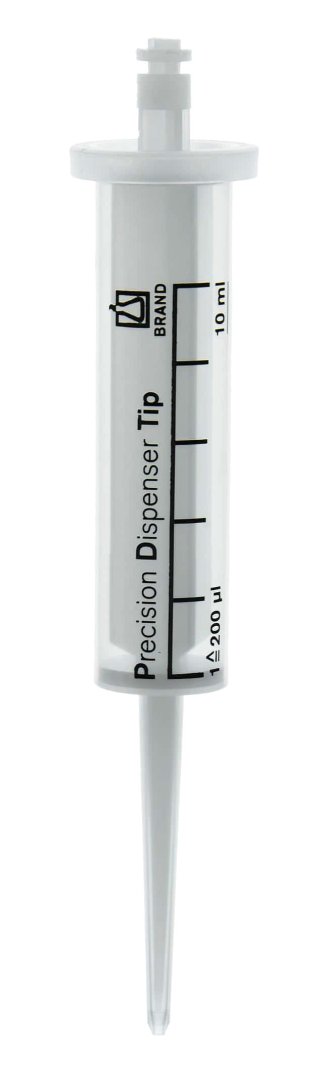 BRAND Sterile PD-Tip II Precision Dispenser Tips for Repeating Pipettes