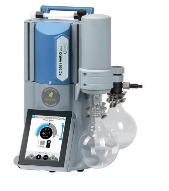 BrandTechVACUUBRAND PC3001 VARIO Select Vacuum Pump NoofPumpHeads: 4:Pumps