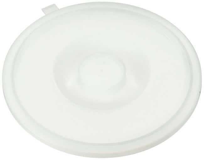 BrandTech Graduated HDPE Pouring Buckets Lid for bucket V96093; 5L:Wipes,