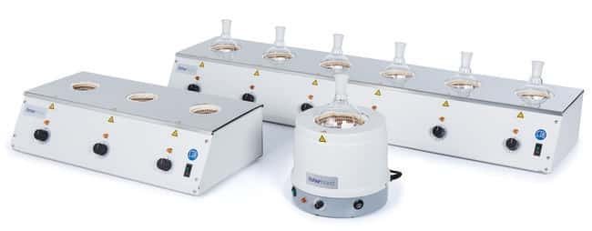 Fisherbrand™Multi Extraction Heating Mantles - 3 Recess Model