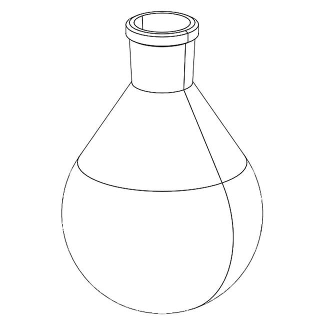 BUCHIEvaporating Flasks for Rotary Evaporators 500 mL, Uncoated, 29/32:Evaporators