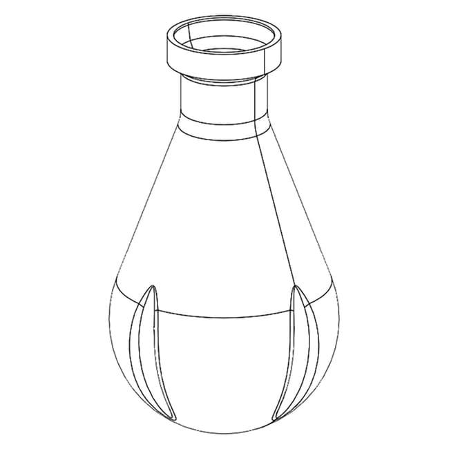 BUCHIDrying Flask 2000 mL:Evaporators