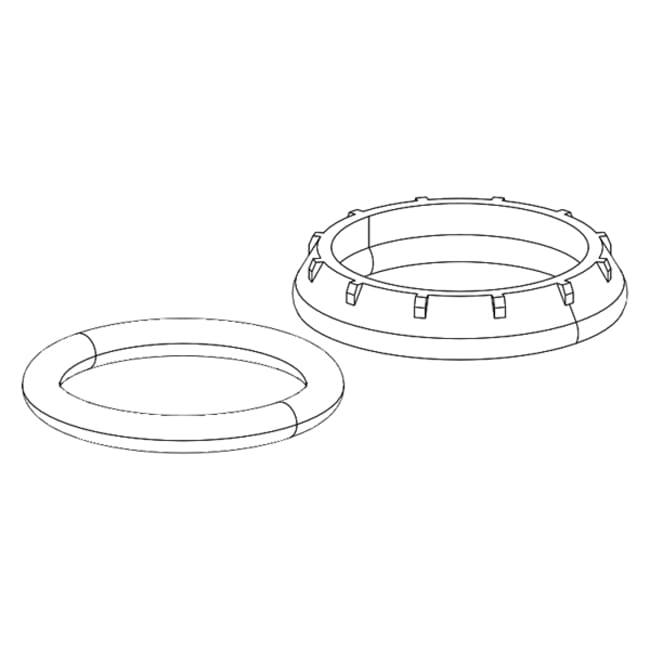 BUCHI Adapter Seals for Rotavapor Adapter seal:Spectrophotometers, Refractometers