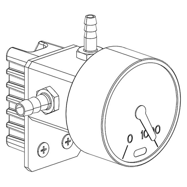 BUCHIManometer Manometer:Evaporators