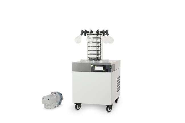 BUCHILyovapor L-300 Continuous Pro Modular Freeze Dryer Freeze Dryer; Vacuum