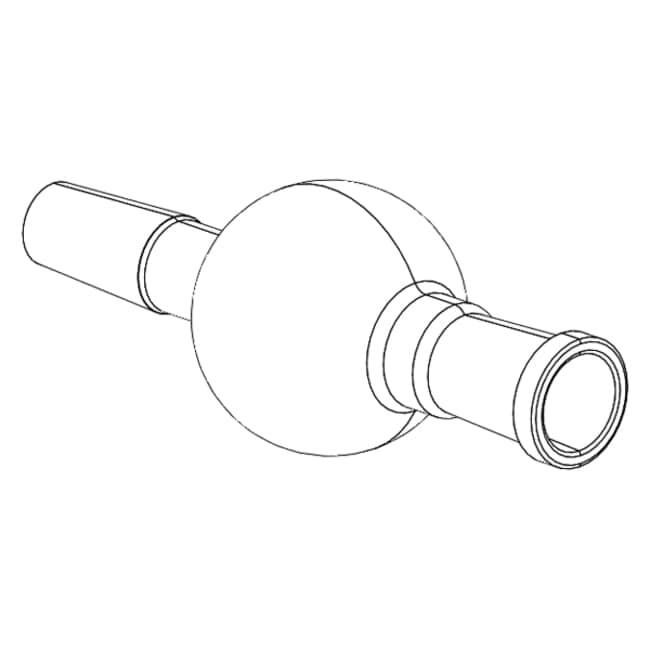 Buchi Accessories For Rotary Evaporators Bump Trap Bump Trap Stj