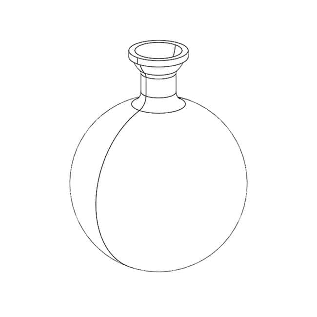 BUCHIReceiving Flasks for Rotary Evaporators 250 mL, Plastic and Glass:Evaporators