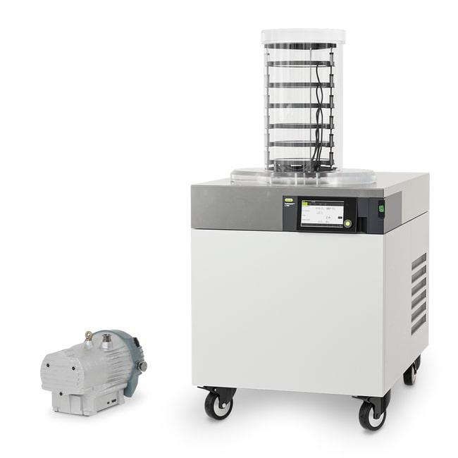 BUCHILyovapor L-300 Continuous Pro Modular Freeze Dryer Heatable Shelves