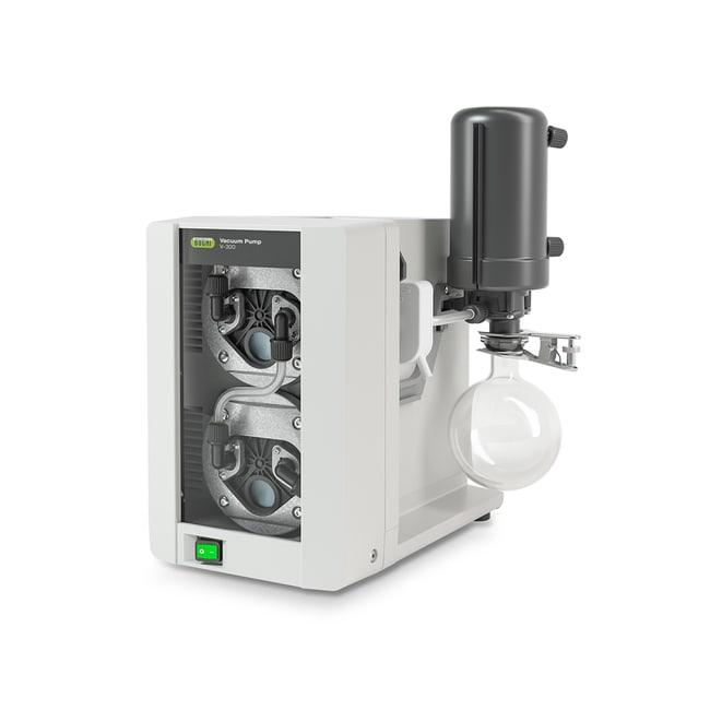 BUCHIVacuum Pump V-300 Vacuum Pump V-300, Woulff Bottle (Without Interface),