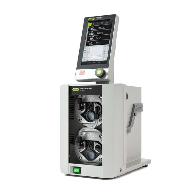 BUCHIV-300 Vacuum Pump Vacuum Pump V-300, I-300 Pro Interface with Woulff