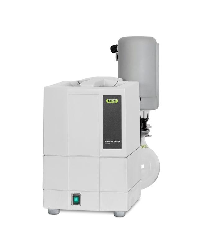 BUCHIV-100 Vacuum Pumps Includes: Woulff Bottle, Secondary Condenser BUCHIV-100 Vacuum Pumps