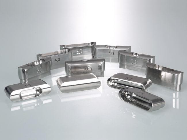 Buerkle™Insertos de muestras Novartos Uno V4A Capacidad: 1,5ml Buerkle™Insertos de muestras Novartos Uno V4A