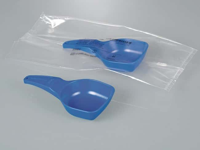 Buerkle™ Blue Measuring Spoon Sterile; Capacity: 0.5 mL Buerkle™ Blue Measuring Spoon