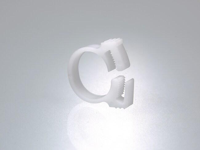 Buerkle™Polyacetal Hose Clips For Diameter: 17 to 19mm Buerkle™Polyacetal Hose Clips