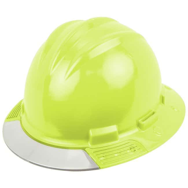 Bullard AboveView Hard Hat with Replaceable Clear Brim Visor Hi-Viz ... 773c734e50a