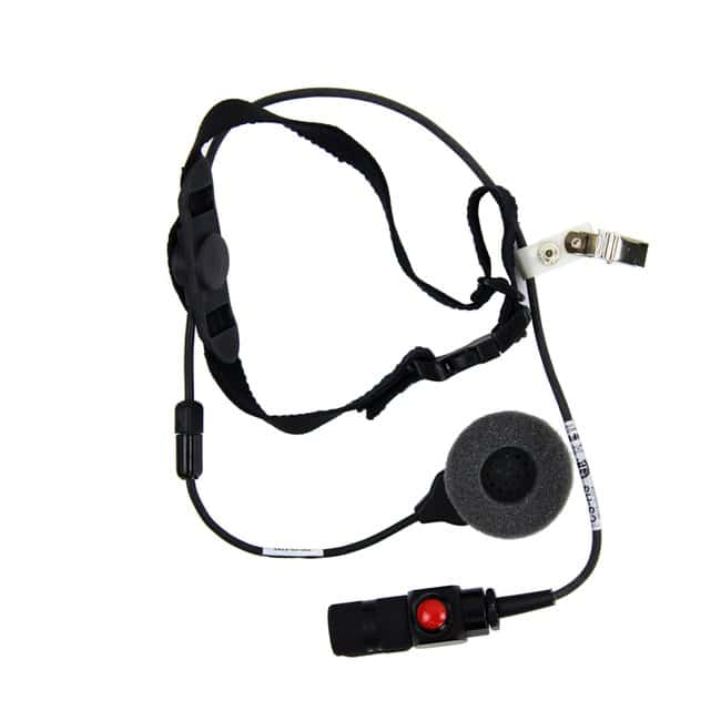 Con-Space SCBA Accessory, Facemask with ComSet/Speaker With ComSet/Speaker:Gloves,