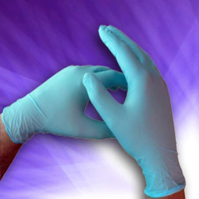 CTI STN Series Nitrile Powder Free Exam Gloves Size: 2X-Large:Gloves, Glasses