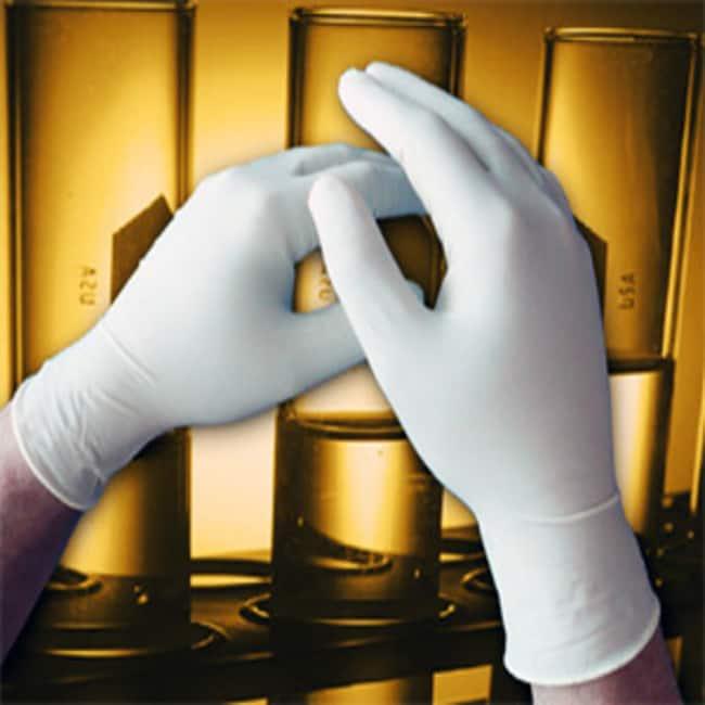 CTI FFL Series FingerFlex Latex Exam Gloves Size: X-Large:Gloves, Glasses