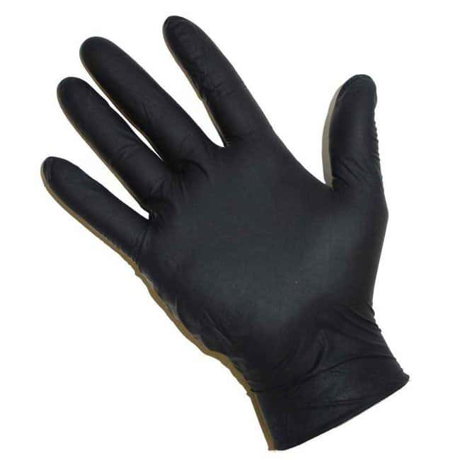 CTI Nitrile Powder-Free Industrial Gloves Large:Gloves, Glasses and Safety