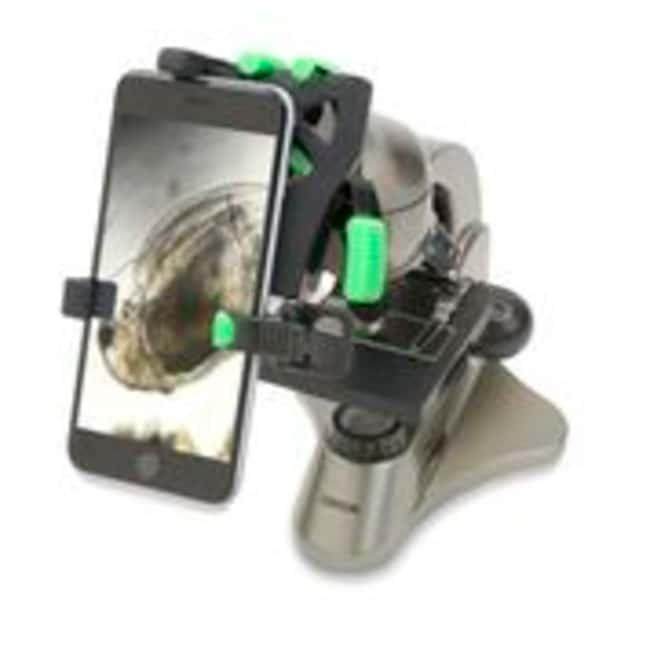 CarsonHookUpz 2.0 Universal Smartphone Optics Digiscoping Adapter Adapter:Education
