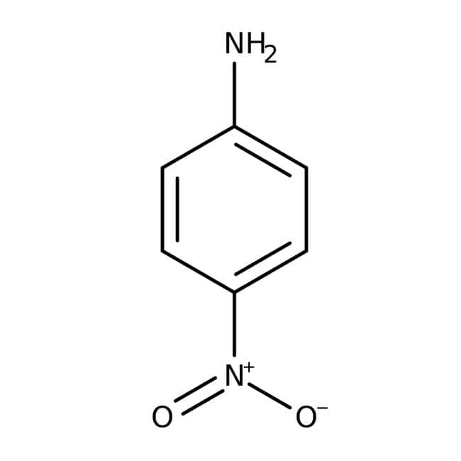 4-Nitroaniline, 99%, ACROS Organics™ 2.5Kg; Plastic bottle 4-Nitroaniline, 99%, ACROS Organics™