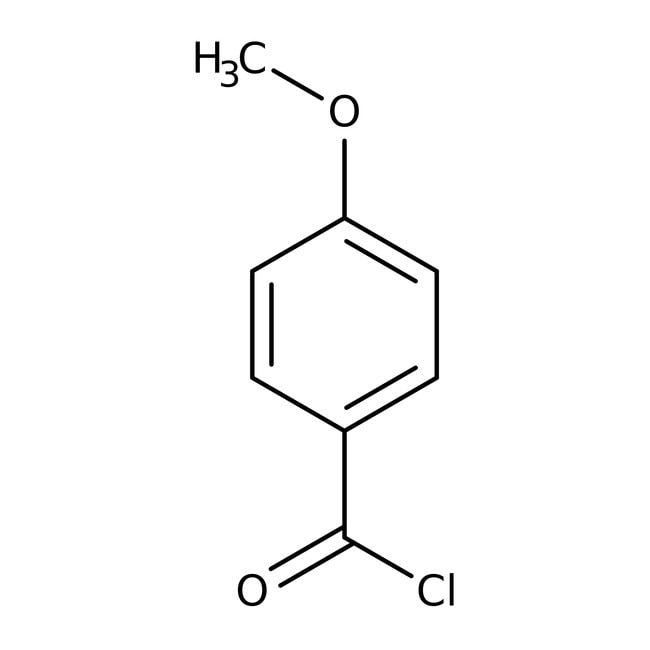 p-Anisoyl chloride, 99%, ACROS Organics™