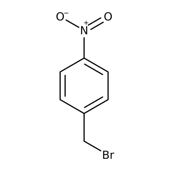 Alfa Aesar™4-Nitrobenzyl bromide, 97+%: Benzyl halides Benzene and substituted derivatives