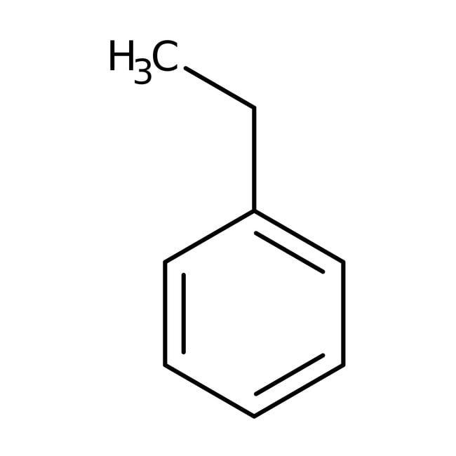 Ethylbenzene, 99.8%, anhydrous, AcroSeal , Acros Organics