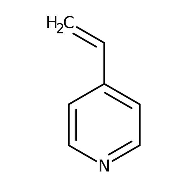 4-Vinylpyridine, 95%, stabilized, Acros Organics: Organoheterocyclic compounds Organic Compounds