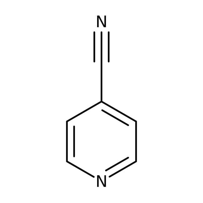 4-Cyanopyridine, 98%, Acros Organics 100g 4-Cyanopyridine, 98%, Acros Organics