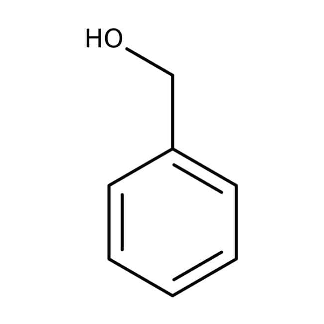 Benzyl Alcohol, 99%, Pure, ACROS Organics™: Benzene and substituted derivatives Benzenoids