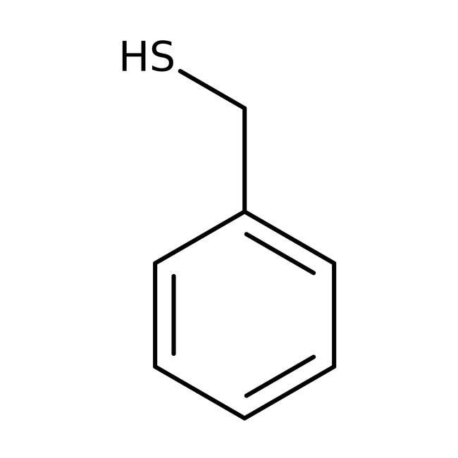 Alfa Aesar™Benzyl mercaptan, polymer supported, 1% cross-linked, 100-200 mesh, 2.0-4.0 mmol/g on poly(styrene-divinylbenzene)
