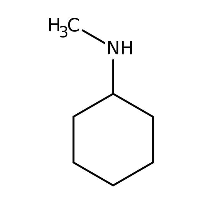 N-Methylcyclohexylamine, 98%, ACROS Organics